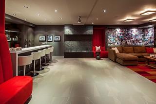 contemporary-media-room