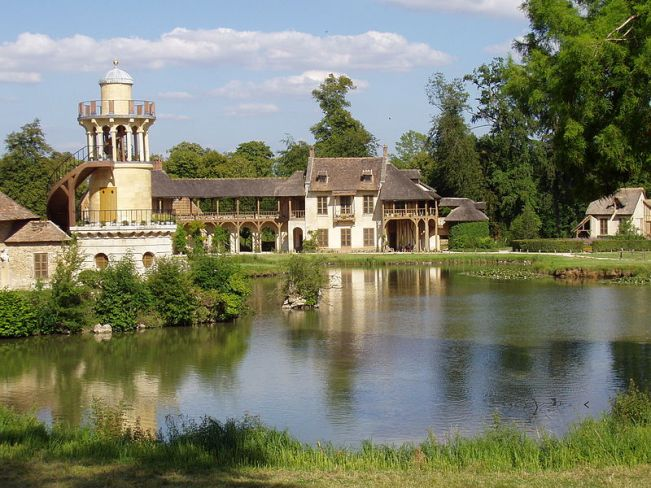 Antoinette's farm