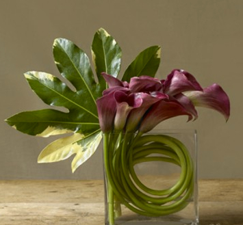 Contemporary floral arrangements inspiration pepperjack - Arreglos florales artificiales modernos ...