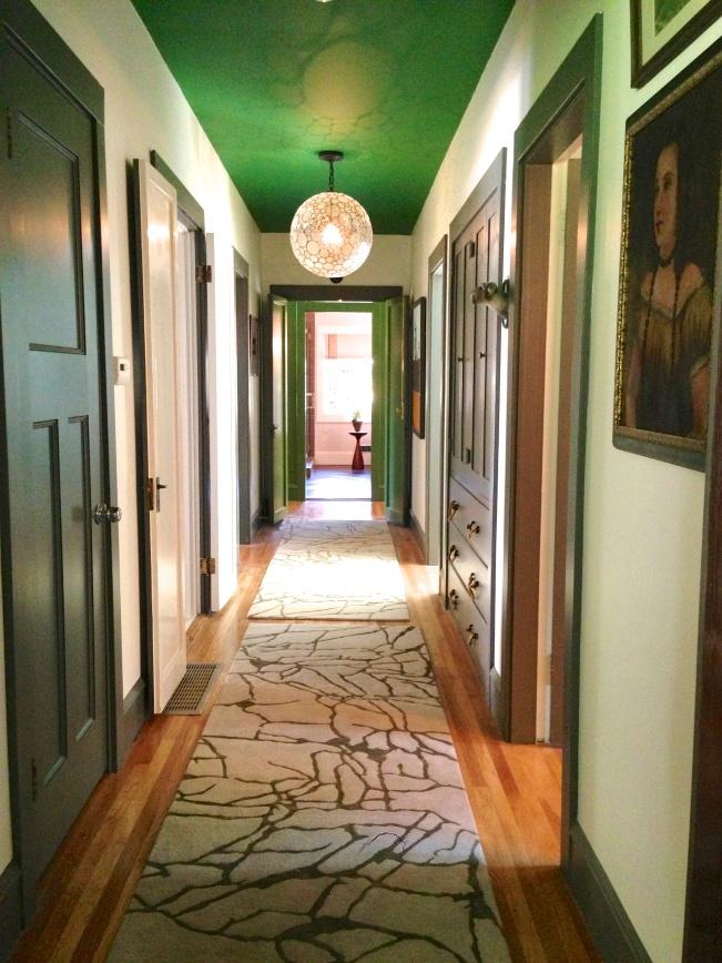 Napa Hallway