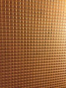 metal wall finish
